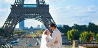 Cheap Flights - Romatic Paris Wedding