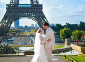 Cheap Flights - Romatic Paris Wedding