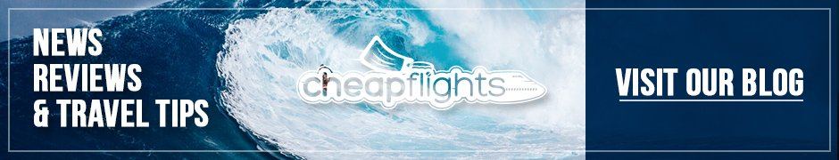 Cheap Flights Blog