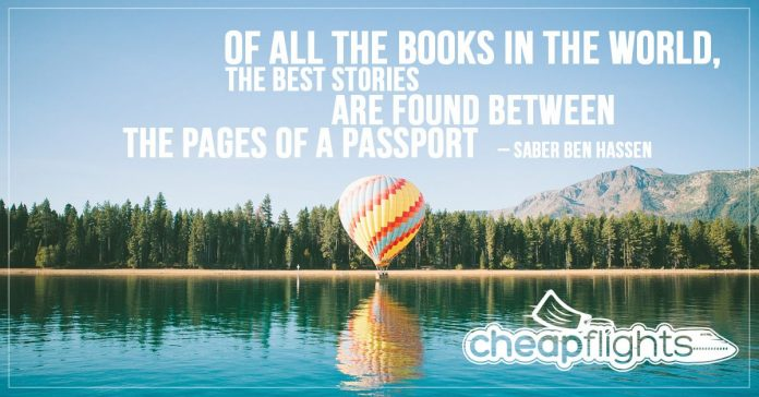 Stories Between The Pages of A Passport